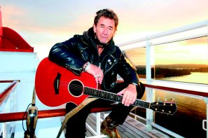 "Stars at Sea ""Rock'N'Sail""  mit Peter Maffay  auf der Queen Mary 2"